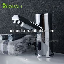 infrared sensor faucet,automatic sensor faucet,Automatic hand touch free cold water mixer tap