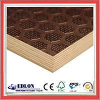 cheap 1220x2440 anti slip skid resistance phenolic resin coated plywood