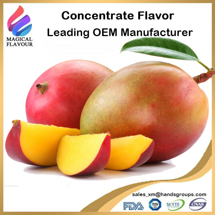 Fruit Essence Artificial Fruit Ejuice Flavoring Liquid Super Mango Flavor Concentrate