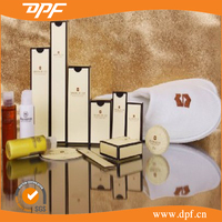 China supplier Luxury Hotel Amenities, Hotel Accessories, Guest disposable Amenities