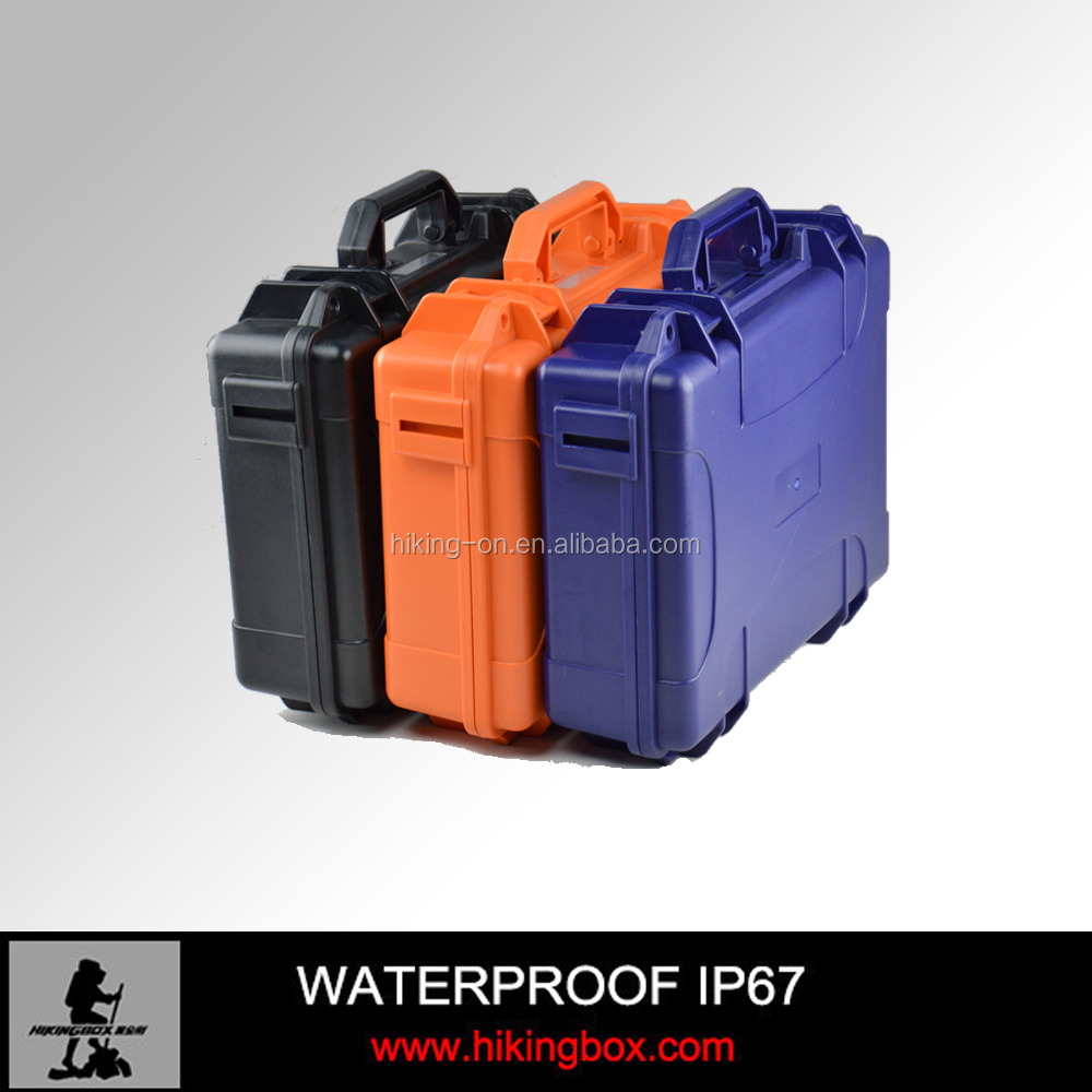 IP67 Plastic Tool Case / Waterproof Soft Gun Case/ Carrying Case HTC011