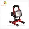 High quality rechargeable 10w 20W 30W 50W Waterproof LED Flood Light WorkLight Lamps