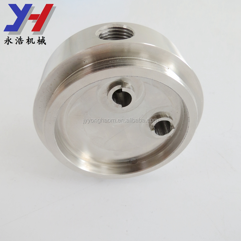 Custom made high precision aluminum alloy die casting mold parts