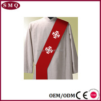 Church suppliers in China with pulpit glass price church scarf