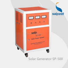 Saip / Saipwell High Efficiency Solar Energy Generating Systems with CE Certification