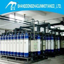 hollow fiber UF water treatment system for sewage water treatment//hollow fibre mineral water treatment plant