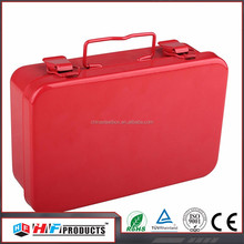 empty first aid box from china , medical first aid kit box , safety first aid box