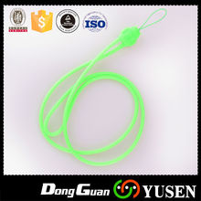 Genuine Design Silicone Cell Phone Lanyard Strap