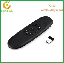 2.4G Dual Side Wireless Keyboard for PC, TV, Set-top-box, Android Smart TV, Projector, Network Media Player