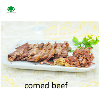 every one like! healthy halal canned corned beef!