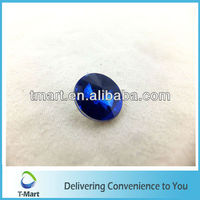 Custom glue on round pointback acrylic stone/china acrylic stones rhinestones factory