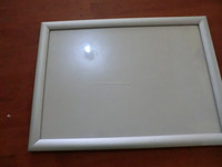32mm aluminum snap frame,rounded/square corner aluminum picture frame