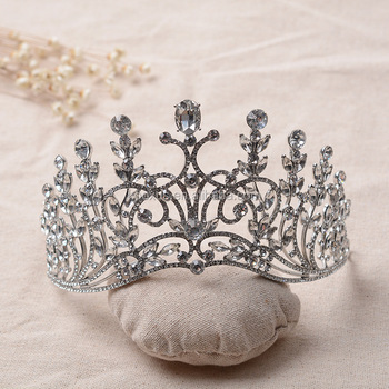 wholesale rhinestone wedding party prom pageant crowns and tiaras and tiaras