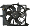 Dacia Logan radiator Cooling fan 6001550769 , 6001546844