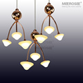 Contemporary Hanging Lamps Chandelier Lighting Fixtures for Office MD81501-L3