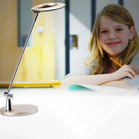 Eye Protection Adjustable Brightness Study LED Book Light for Kids