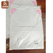 Luxury Hooded Organic Bamboo Baby Towel for Infant