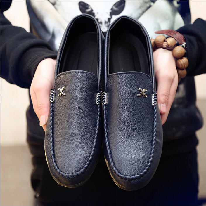 Free Shipping 2016 Spring Summer Cool Man Casual Shoes