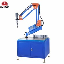 CNC Portable Rubber Tapping Machine for M6-M24 Nut