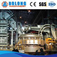 Professional Manufacturer of Professional Design Electric Arc Furnace