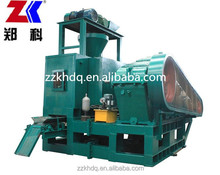 Mechanical and hydraulic coal/coke briquette machine