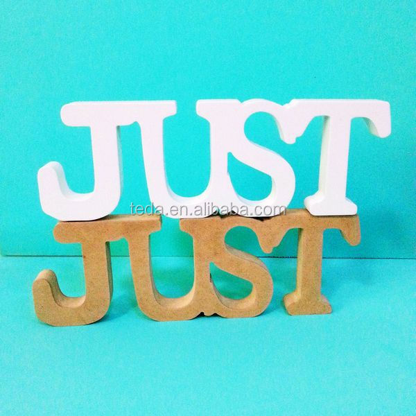 beautiful cheap wooden letters