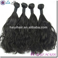 Alibaba Express Top Selling Factory Price Large Stocks Shine And Smooth Full Bottom brazilian hair by the bundle