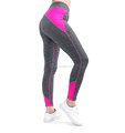 Womens seamless running sports pants fitness gym yoga sport pants
