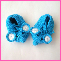 fashion hand knitted crochet animal shoes for baby crochet elephant patterns
