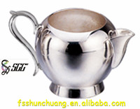 Gold Plated/Silver Plated High Quality Stainless Steel Mini Milk Jug/Milk Mug/Milk Container For Tea Time for Party