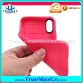 New Colorful Honeycomb Soft TPU Case for iPhone 8