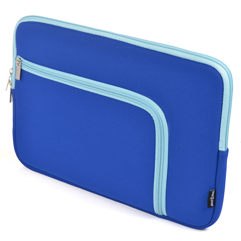 High soft padded interior notebook case for Macbook 11 12 13 15 inches