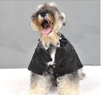 Pet Clothing Large Dog Rain coats Big Dog Raincaot Heavy Duty Strong Waterproof