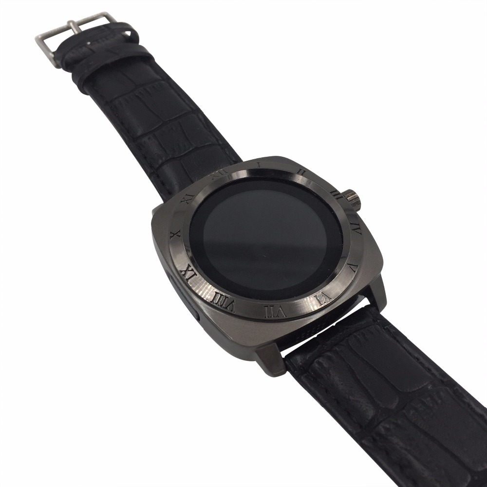 China factory Best low price Android Rotatable Bluetooth MP3 Touch Screen Bright Smart watch