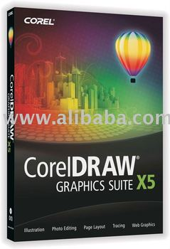 Corel Draw Graphics suite X5 Genuine Activation Keys