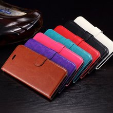 wallet leather case For Apple iphone 4 4S, Hot Brand new Wallet Leather case with stand function mix colors wholesale