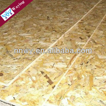Building panel insulated osb