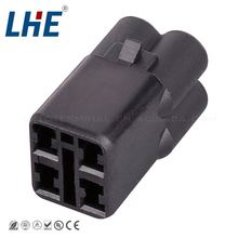 HMA04FW 4 pin wafer socket connector cable assembly