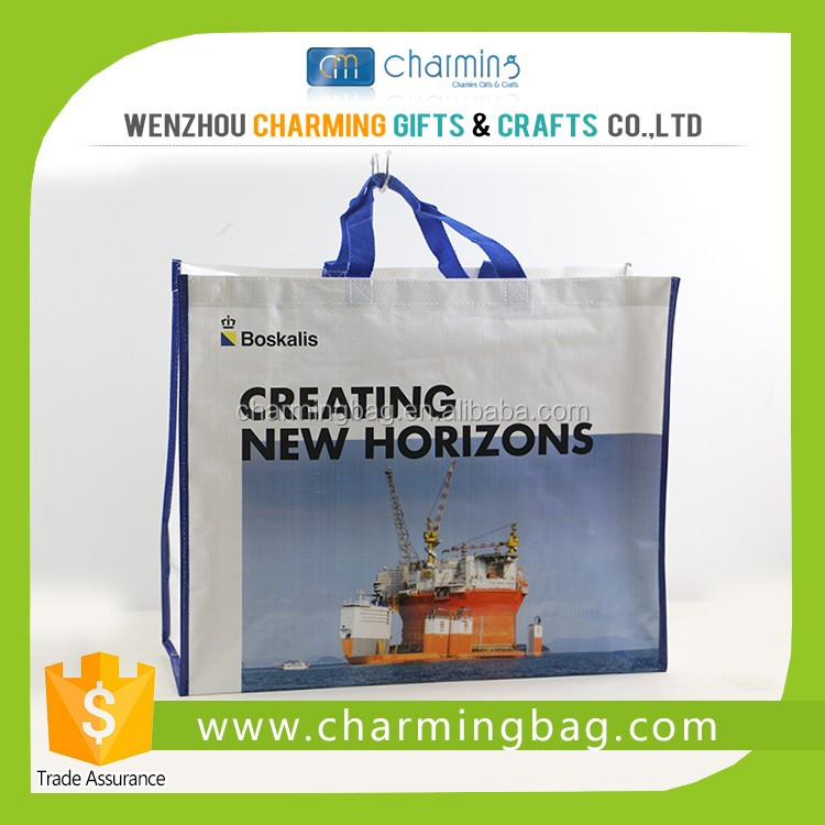 Reusable Wholesale Custom Made Shopping Bags