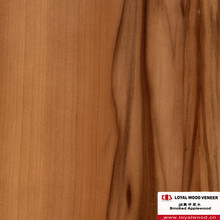 4*8*15mm plywood with Quarter cut Smoked Applewood Veneer