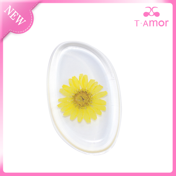 Wholesale Factory Price Plane Silicone Sponge For Face Makeup