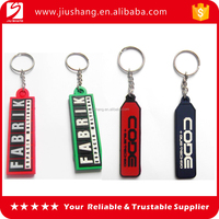 Promotion cheap gift custom pvc key chain for wholesale