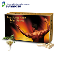 Sex Increase Penis Enhancement Herbal Black Maca Sexual Health Capsule