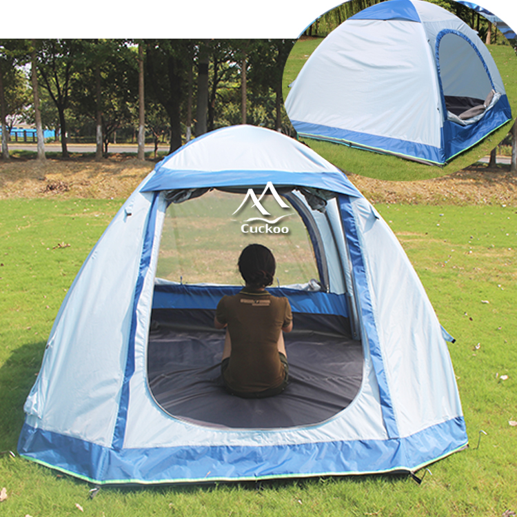China Factory inflatable tent outdoor Cheap family camping Air outdoor Tents