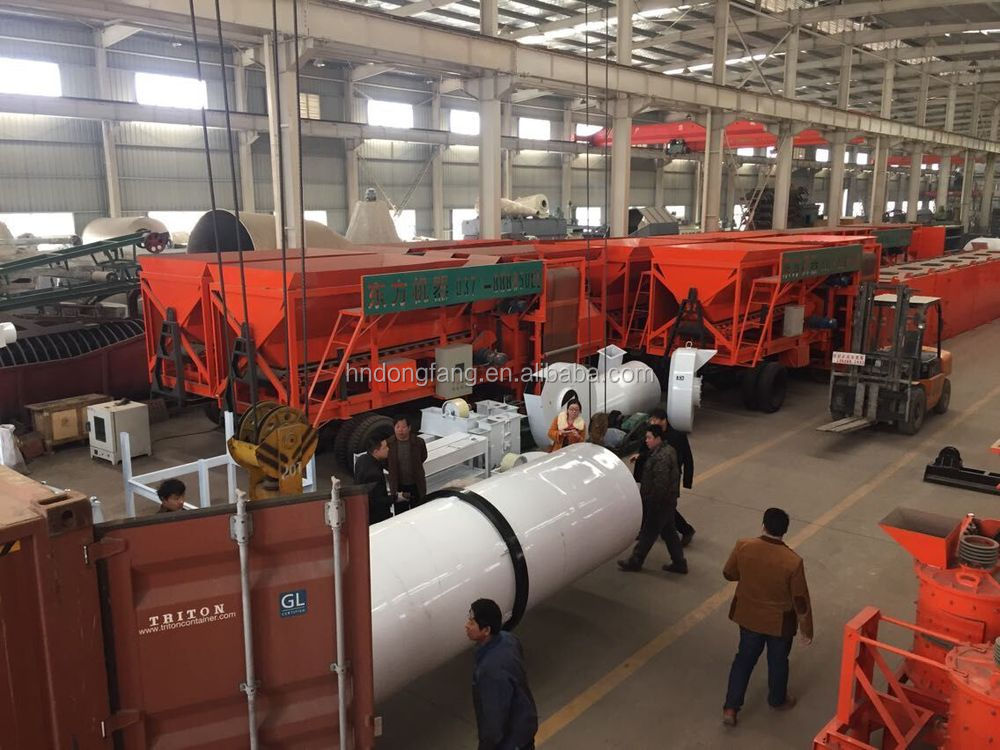 3t/h silica sand rotary dryer /drying equirpment /dryer machine