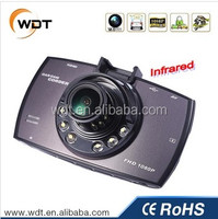 W16 Novatek96650 Factory Low Price K6000 Carcam HD Car DVR With G-Sensor hd car dvr manual