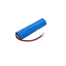 High power 3.7v 18500 li-ion battery 3000mah for electric scooter/ebike