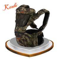 PM3350 Karibu China factory sell comfortable cotton adjustable baby hip seat baby carrier