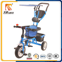 High quality trike parts cheap children baby tricycle singapore wholesaler