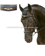 Horse bridle brass